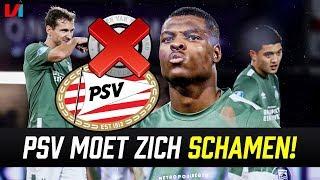 Titelaspiraties In Eindhoven Verleden Tijd: 'PSV Moet Zich Schamen!'