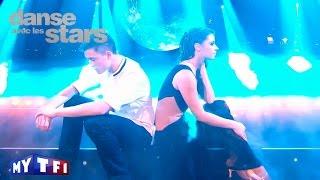 DALS S06 - Loïc Nottet et Denitsa Ikonomova dansent un foxtrot sur ''Homeless'' (Marina Kaye)