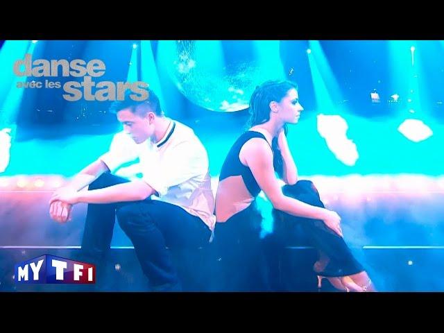DALS S06 - Loïc Nottet et Denitsa Ikonomova dansent un foxtrot sur \'\'Homeless\'\' (Marina Kaye)