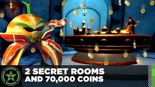 Plants vs. Zombies Garden Warfare 2 – Two Secret Rooms and 70,000 Coins(When waging a brutal war against vegetables it's important to hide all of your valuables so the enemy can't find them. Matt and Trevor show you where some of ..., 2016-02-25T23:30:00.000Z)
