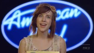 Melanie Tierce Audition 2016 - Rise Up