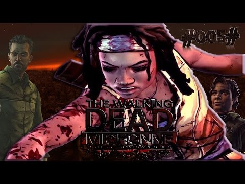 T.W.D.:Michonne☣Verhör [005] Lets Zombie