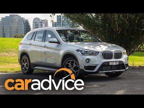 2016 BMW X1 xDrive 20d Review