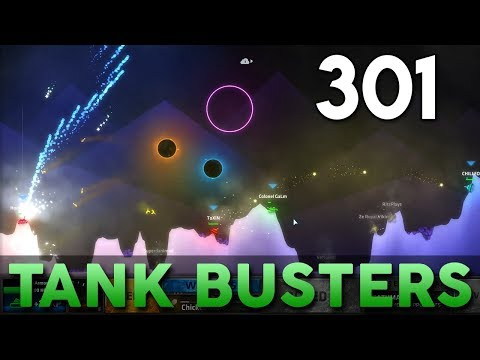 301 Tank Busters Lets Play ShellShock  w GaLm and Friends