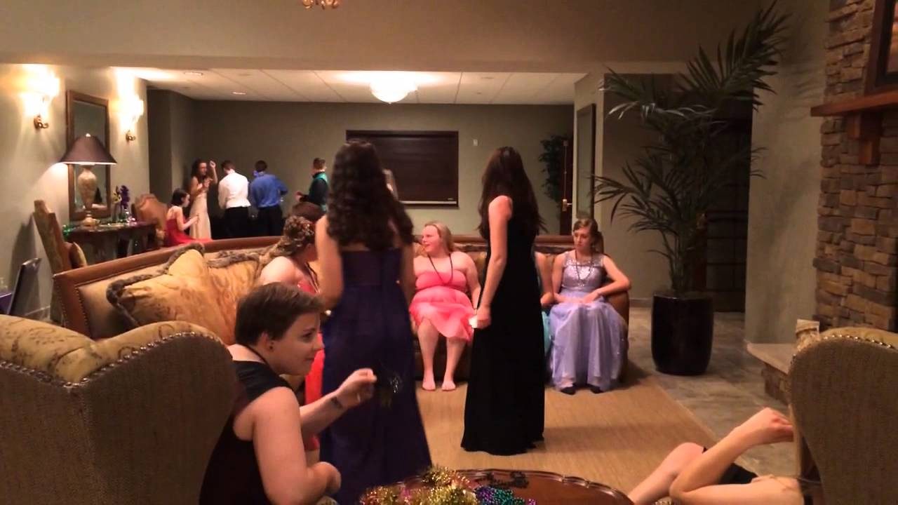 bef4ae96008 Comstock Park High School Prom 2015 - YouTube