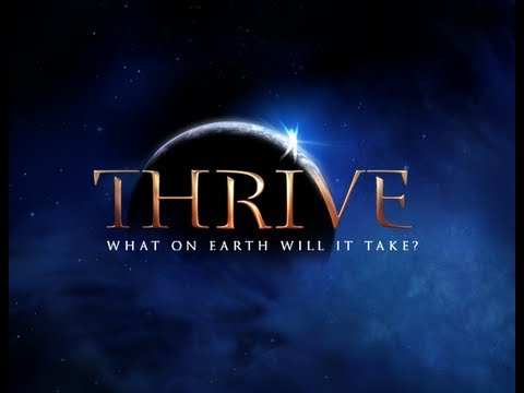 (Hebrew) THRIVE: What on Earth Will It Take?