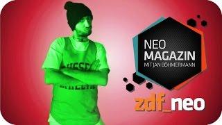 Eine Hymne auf die 90er - NEO MAGAZIN mit Jan Böhmermann in ZDFneo