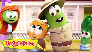 Veggie Tales | My Golden Egg | Veggie Tales Silly Songs With Larry | Silly Songs | Videos For Kids