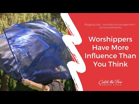 2018-11-28 Your WEEKLY Worship Encouragement - Expanding Your Influence