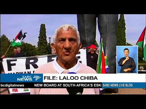 Tributes continue to pour in for Laloo Chiba