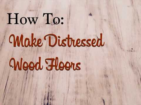 Distressed Wood Flooring Pictures Ideas Youtube