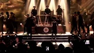 Madonna 'Open Your Heart' and 'Sagarra Jo' Live at Paris Olympia 2012 OFFICIAL HD VIDEO