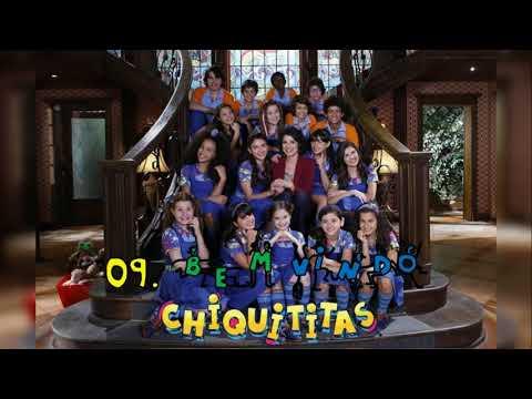09. Bem Vindo (Giseli Soares) - CD Chiquititas Volume 4   NÃO OFICIAL