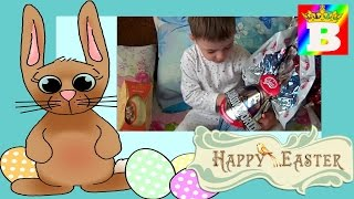Easter Bunny Brings to Bogdan GIANT Dinosaur Egg with Surprise at Bogdan`s Show