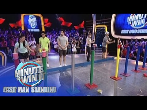 Wing Chun | Minute To Win It - Last Duo Standing