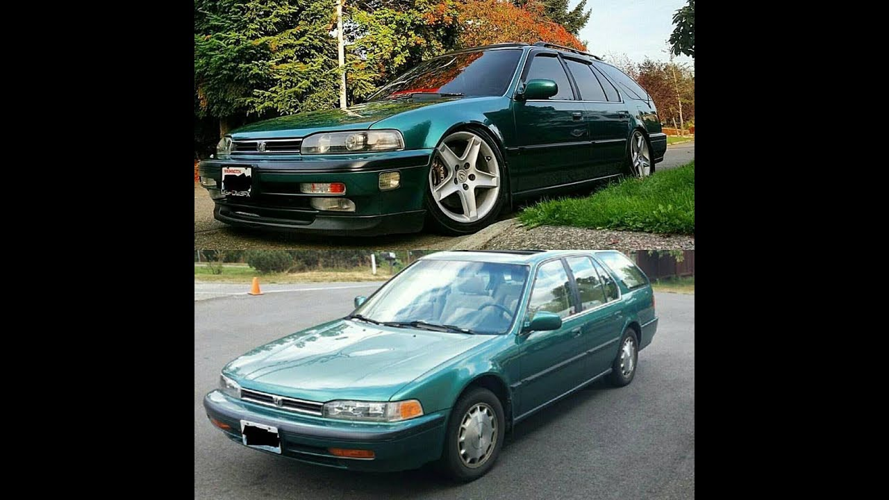 212whp backyard built h22a 1993 accord wagon on dyno tuner stage
