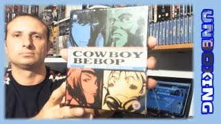 [Unboxing] Cowboy Bebop - Box 1 Collector's Edition by Anime Limited