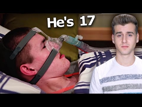 Meet The Teen Who Dies If He Falls Asleep