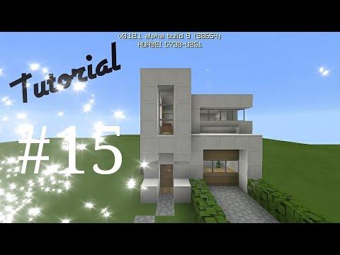 Como hacer una casa moderna de cuarzo 8x8 en minecraft for Eumaster casa moderna 8x8