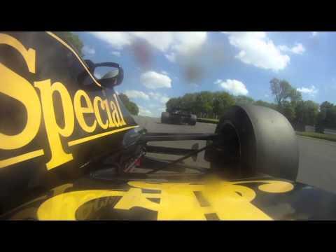 Lotus 92 Brands Hatch 2013 Race 1 Part 1