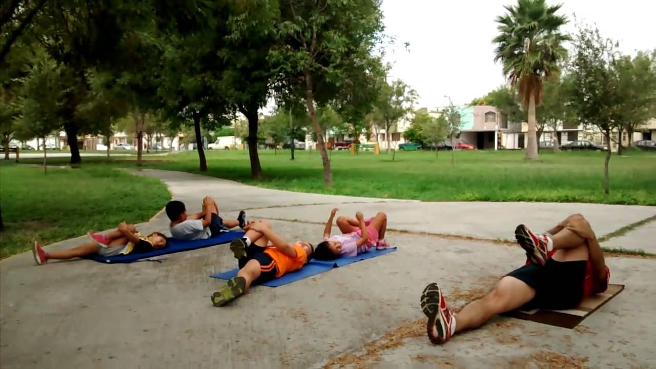 ejercicios para volver a la calma
