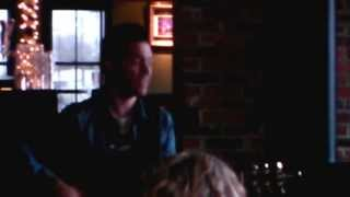 "Andy Grammer singing ""I Choose You"" at the pre-concert Meet & Greet, 4/11/13 in St. Louis"