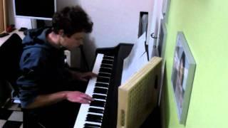 Adele - Set Fire To The Rain - Piano Cover - Slower Ballad Cover