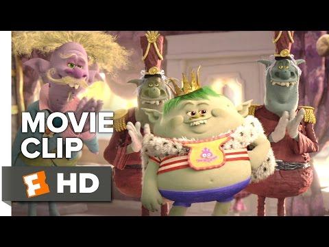 Trolls Movie CLIP - I Think You Look Phat (2016) - Anna Kendrick Movie