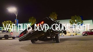 Van Nuys Blvd Cruise Night
