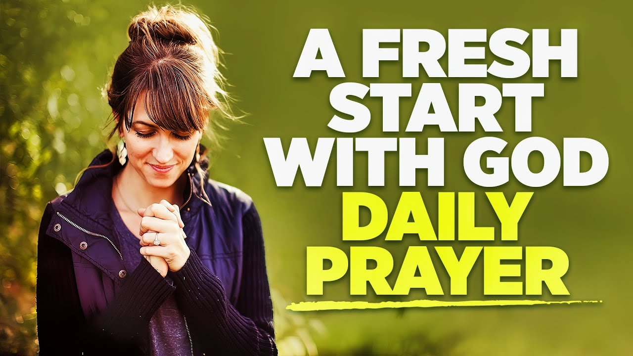 Download Have Strong Desire For God's Presence | Begin The Day With This Blessed Prayer
