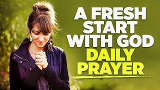 Have Strong Desire F๐r God's Presence | Begin The Day With This Blessed Prayer