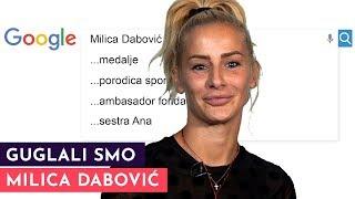 Milica Dabović: Što se tiče Marine Maljković, tek sam počela! | GUGLALI SMO | S02E01