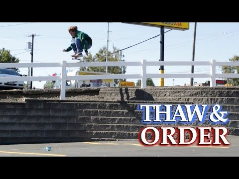 """Ryan Connors' """"Thaw and Order"""" Part"""