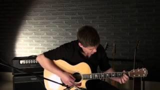 Don McLean - Vincent (Solo Acoustic Guitar Cover - Tim Van Roy)