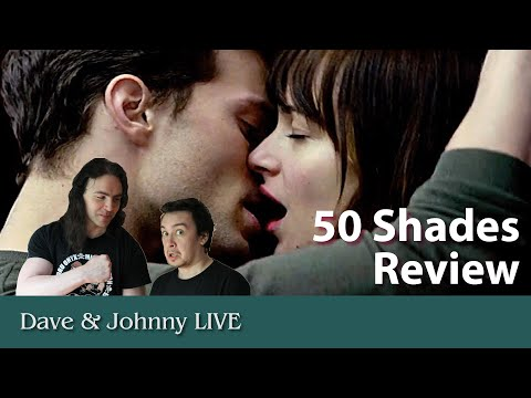 Valentine's Day Special: Johnny Reviews 50 Shades Of Grey