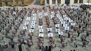 Cientos de personas reclaman en Oviedo la oficialidad del asturiano