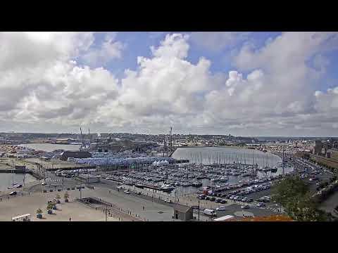 Webcam Saint-Malo - Le Port