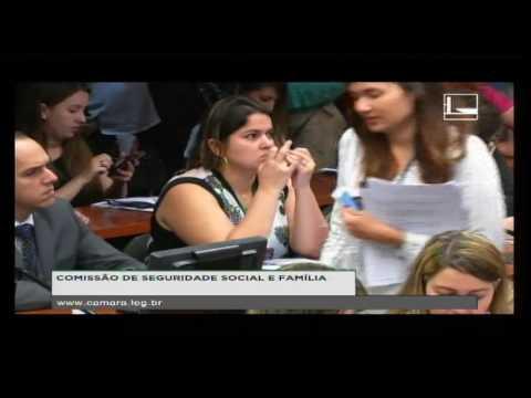 SEGURIDADE SOCIAL E FAMÍLIA - Reunião Deliberativa - 09/11/2016 - 10:10