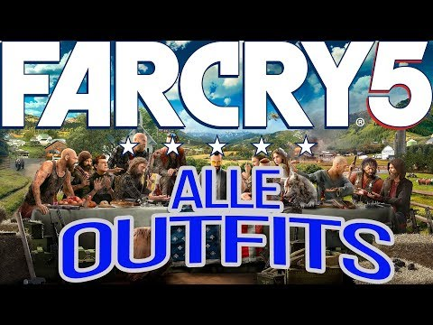 Far Cry 5 Guide: Alle Outfits + Prestige Outfits