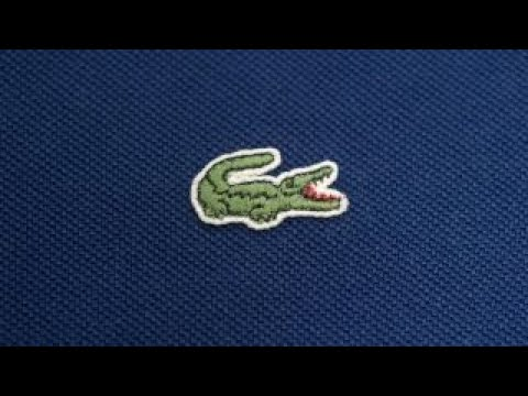 0cdad035 Lacoste swaps famous croc logo for endangered species - YouTube
