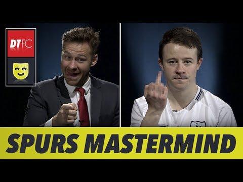 When a Tottenham Hotspur Fan Goes On Mastermind