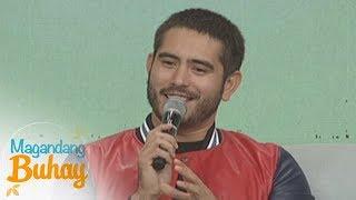 Magandang Buhay Gerald thinks about having a baby