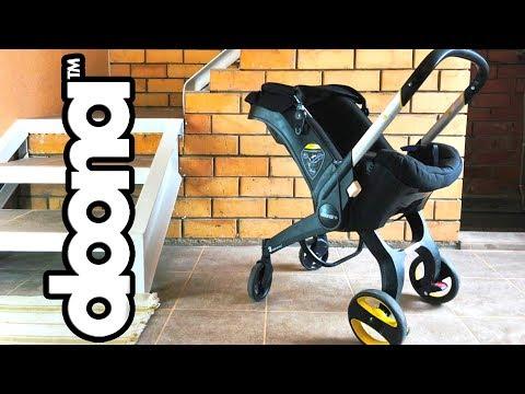 Обзор Автокресла-коляски Doona+ Simple Parenting. Год с Дуна.