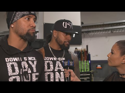 The Usos to invoke SmackDown Tag Team Titles rematch at WWE Hell in a Cell: Sept. 19, 2017