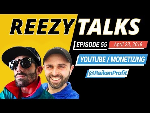 How to create multiple streams of income online | Raiken Profit | Reezy Talks #55