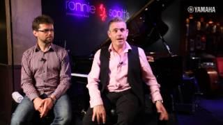 ronnie scotts jazz club and yamaha cf6
