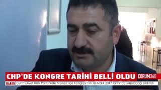 CHP'DE KONGRE TARİHİ BELLİ OLDU
