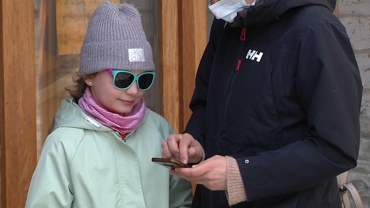 16.04.2021 - Tallinna koolilastele tegus koolivaheaeg