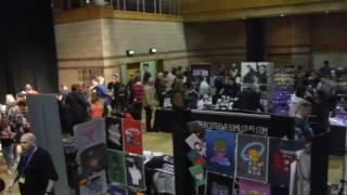 Glenrothes Comic Con 2017