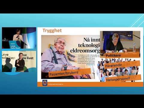 Helsekonferansen 2018 Dag 2 - Del 2